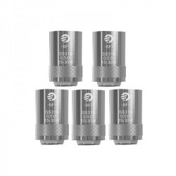 eGo AIO BF SS316 0.5ohm pack (5 coils)