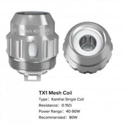 Freemax Fireluke 2/Fireluke Mesh Tank TX1 Mesh 0.15ohm  5/pack