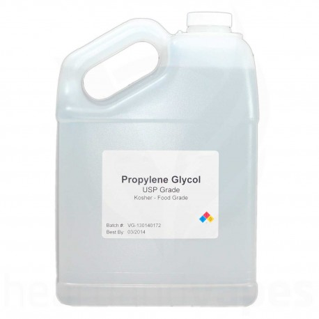 Propilenglicol USP, 1/2  litro (500 ml) (PG)
