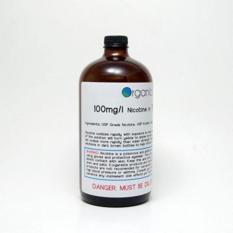 Nicotina Concentrada 100mg/ml 1litro (500 ml)