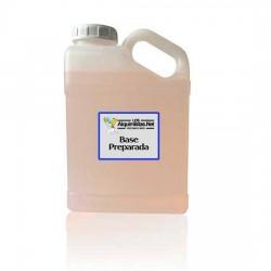 Base Preparada PG,VG, Nicotina 1 galon (3.8litros)
