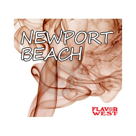 FW BRANDED NEWPORT BEACH TOBACCO