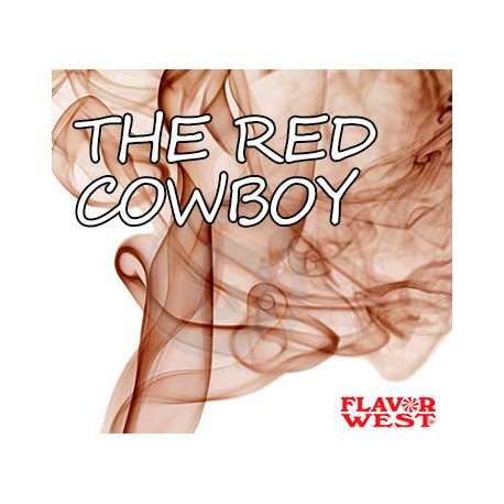 FW BRANDED THE RED COWBOY