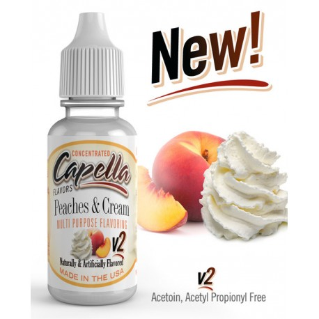 CAP Peaches and Cream v2  (CA022)