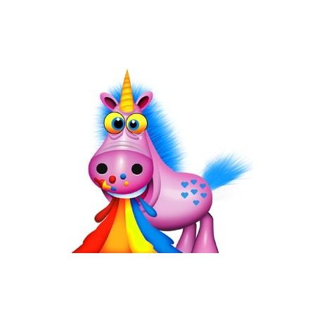 FW Unicorn Vomit