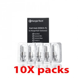10x pack coil VOCC-T 1.8ohm (Top Evod)