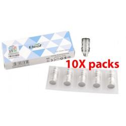 10x packs Ijust2 Coils EC Coils 0.3ohm