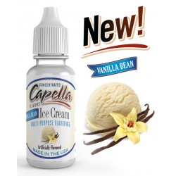 CA Vanilla Bean Ice Cream  (CA035)