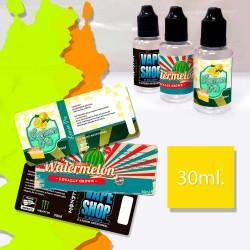 Etiquetas Autoadheribles para Botella Pet 30ml