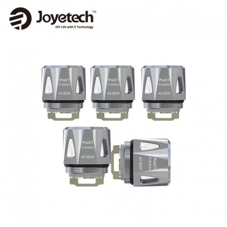 Coil Joyetech ProC1 0.4ohm(eVic Primo Mini, ProCore Aries) 5 PACK