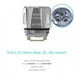 Coil JOYETECH ProC3 0.2 ohm (eVic Primo Mini, ProCore Aries) 5 pack