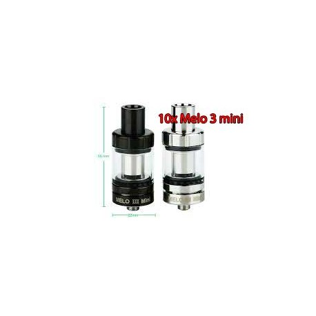 10x MELO III mini Atomizer