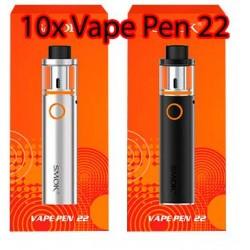 10x Smok Vape Pen 22