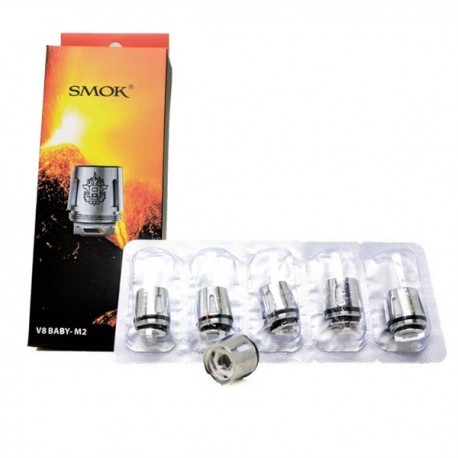 SMOK TFV8 Baby M2 Coils .15Ohm