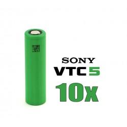 10x Sony VTC5