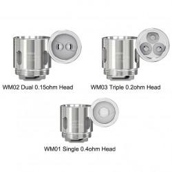 GNOME WM03 0.2 ohm coils (5 pack)