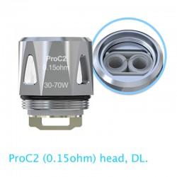 Coil  JOYETECH ProC2 0.15 Ohm (eVic Primo Mini, ProCore Aries) 5 PACK