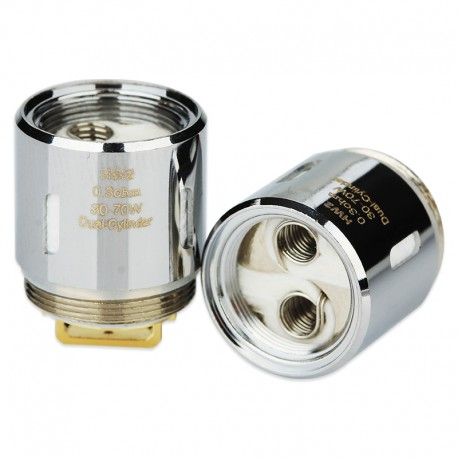 Eleaf HW2 Dual-Cylinder 0.3ohm coil  5/Pack(pico 25)(Ello Mini)