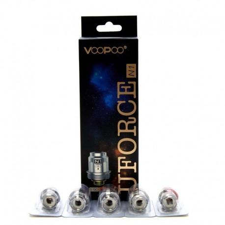 Voopoo Uforce N1 Single Mesh  0.13ohm Coil head 5/pack