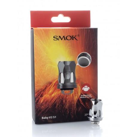 Smok TFV8 baby V2 S1 0.15ohm Coil  3/Pack
