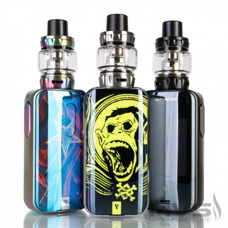Vaporesso LUXE-S With Skrr-S Tank 8ml