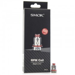 Coil Smok RPM Mesh 0.4ohm   5/Pack