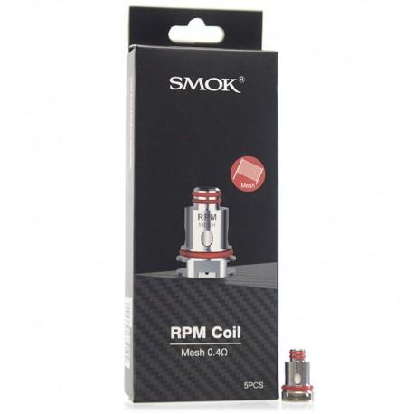 Coil Smok RPM Mesh 0.4ohm   5/Pack