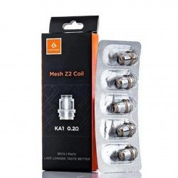 Geekvape Mesh Z2 0.2ohm Coil head 5/Pack
