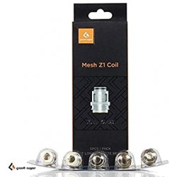 Geekvape Mesh Z1 0.4ohm Coil head 5/Pack