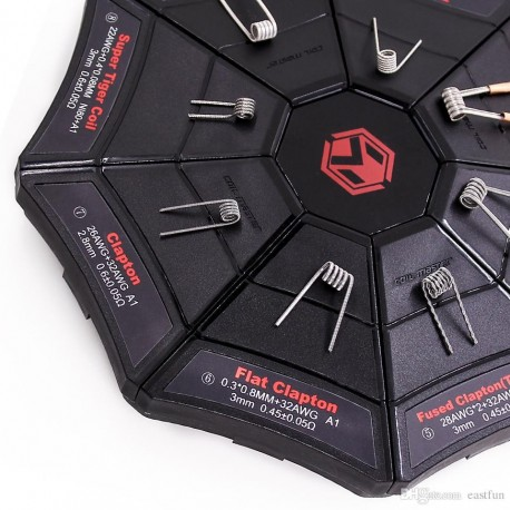 Coil Master Skynet  Wire 48/Pack